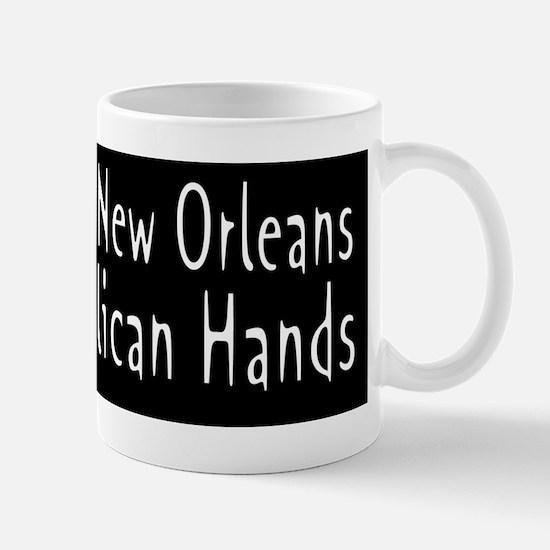 Blood of New Orleans Mug