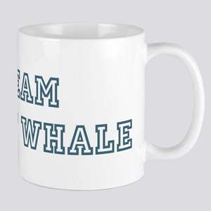 Team Right Whale Mug