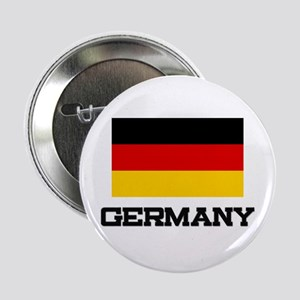 """Germany Flag 2.25"""" Button"""