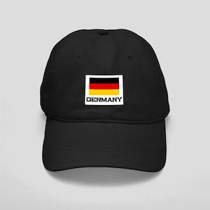 Germany Flag Black Cap