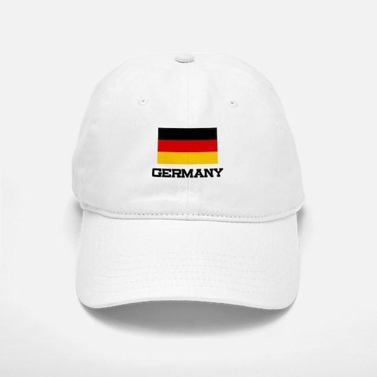Germany Flag Baseball Baseball Cap
