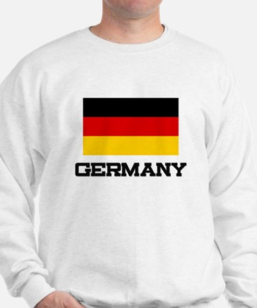 Germany Flag Sweatshirt