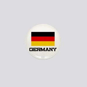 Germany Flag Mini Button