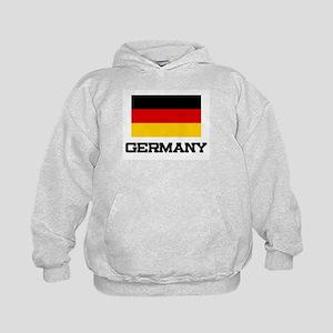 Germany Flag Kids Hoodie