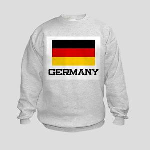 Germany Flag Kids Sweatshirt