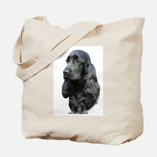 Cocker Spaniel 9T004D-206 Tote Bag