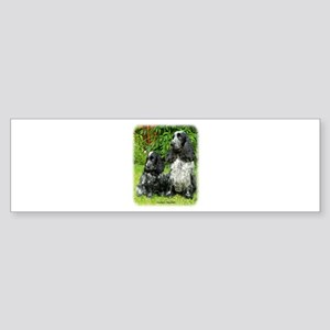 Cocker Spaniel 9W017D-068 Sticker (Bumper)