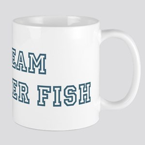 Team Puffer Fish Mug