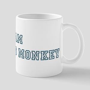 Team Proboscis Monkey Mug