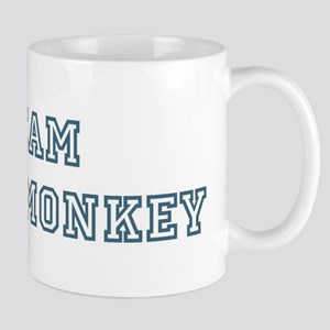 Team Snow Monkey Mug