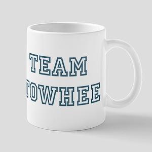 Team Towhee Mug