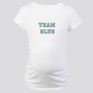 Team Slug Maternity T-Shirt