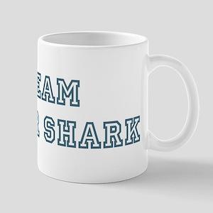 Team Tiger Shark Mug