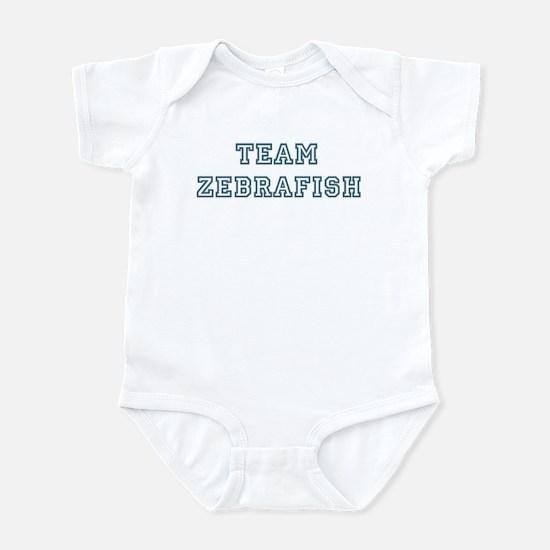 Team Zebrafish Infant Bodysuit