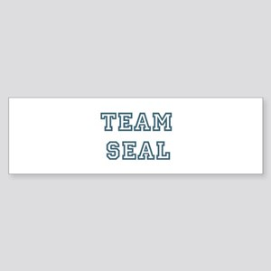 Team Seal Bumper Sticker