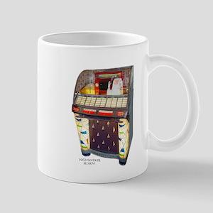 Seeburg M100W Jukebox Mug