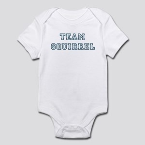 Team Squirrel Infant Bodysuit