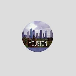 Houston 2 Mini Button