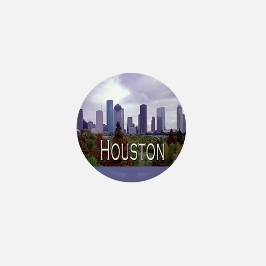 Houston 2 Mini Button