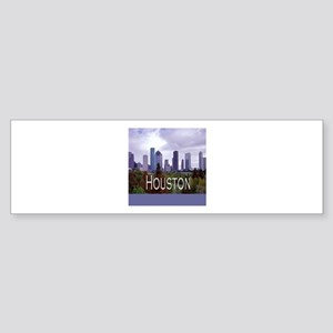 Houston 2 Bumper Sticker