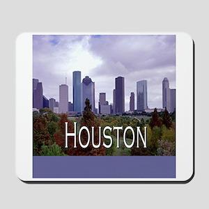 Houston 2 Mousepad