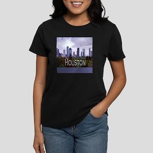 Houston 2 Women's Dark T-Shirt