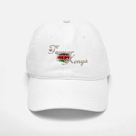 Forever Kenya - Baseball Baseball Cap