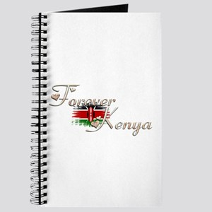Forever Kenya - Journal