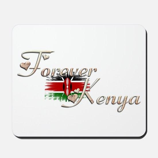 Forever Kenya - Mousepad
