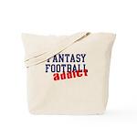Fantasy Football Addict Tote Bag