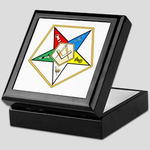 Worthy Grand Patron Keepsake Box