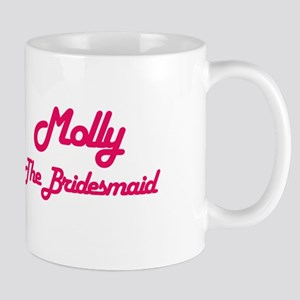 Molly - The Bridesmaid Mug