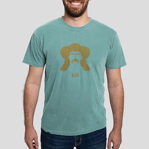 Wild Bill Hickok Hirsute Women's Dark T-Shirt