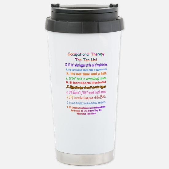 What is OT Top 10 Stainless Steel Travel Mug