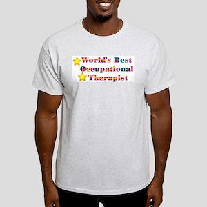 World's Best Occupational The Light T-Shirt