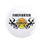 """Firefighter Family 3.5"""" Button (100 pack)"""