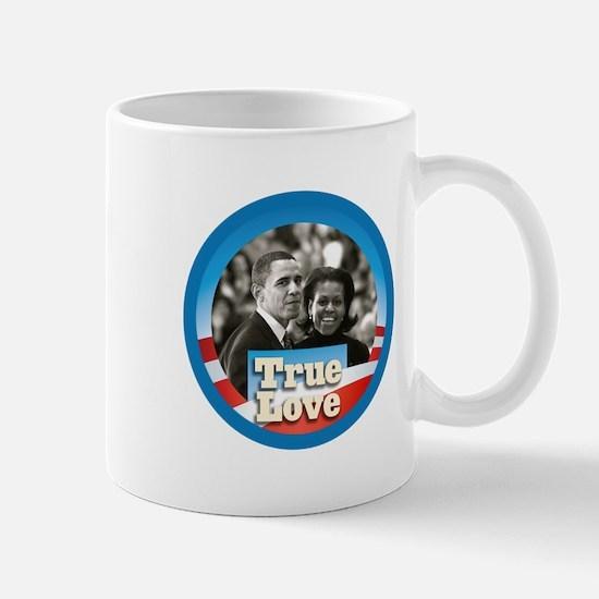 Obama True Love Mug