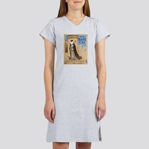 The White Cat Vintage Book Co T-Shirt