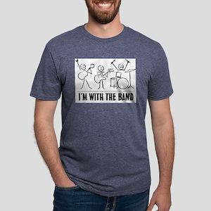 Stick man band T-Shirt