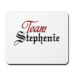 Team Stephenie Mousepad