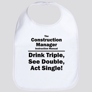 Construction Manager Bib