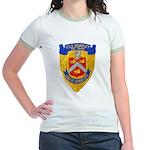USS BRADLEY Jr. Ringer T-Shirt