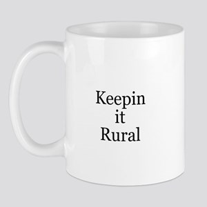 Keepin it Rural Mug