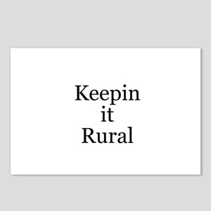 Keepin it Rural Postcards (Package of 8)