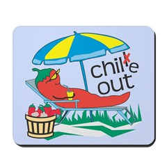 Chile Out Mousepad