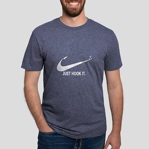 Slogan Just Hook It ADULT funny T-Shirt