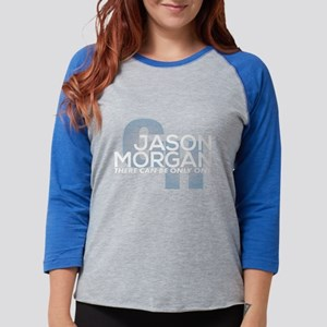 Jason Morgan is back General H Long Sleeve T-Shirt