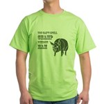 You can't spell Champ without Green T-Shirt
