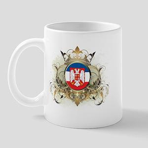 Stylish Yugoslavia Mug