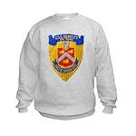USS BRADLEY Kids Sweatshirt